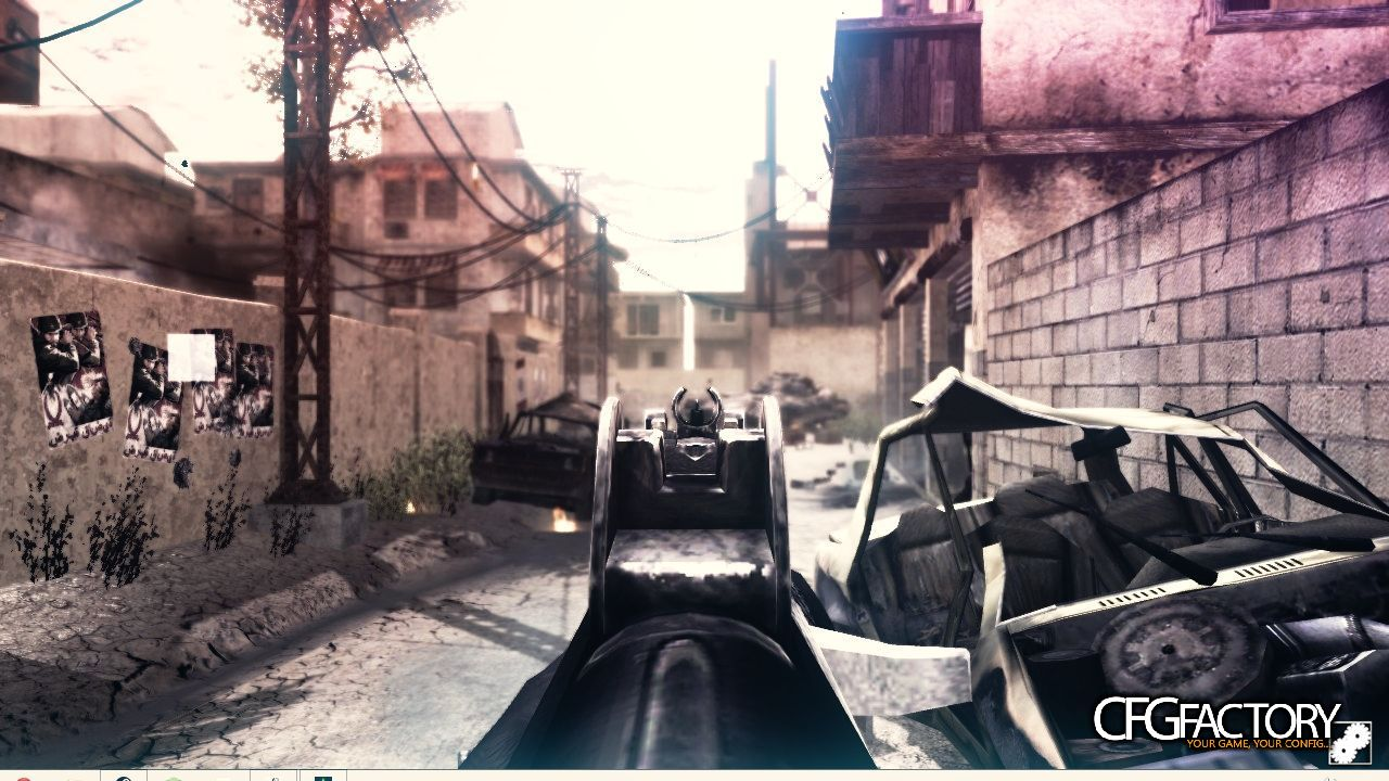 cod4, movie configs, boxide mcfg, ashes