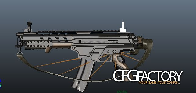 cod4, other / misc, aw weapon model, ray1235