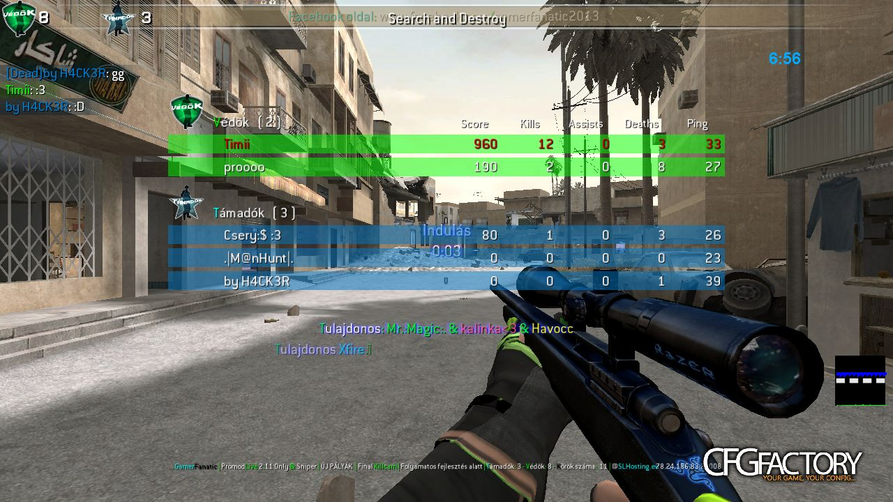 cod4, configs, timii cfg-je, n/a