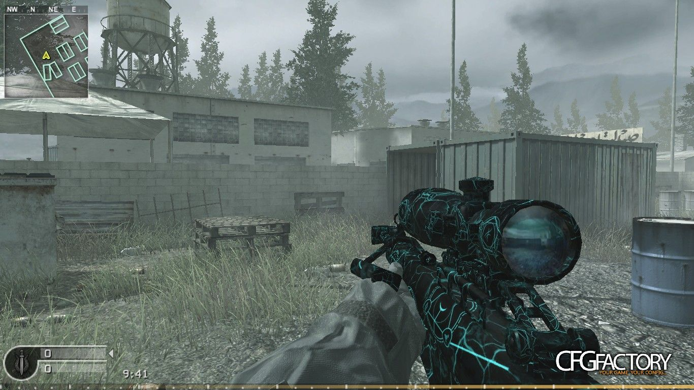 Afterlife Camo For Barret Download Cfgfactory