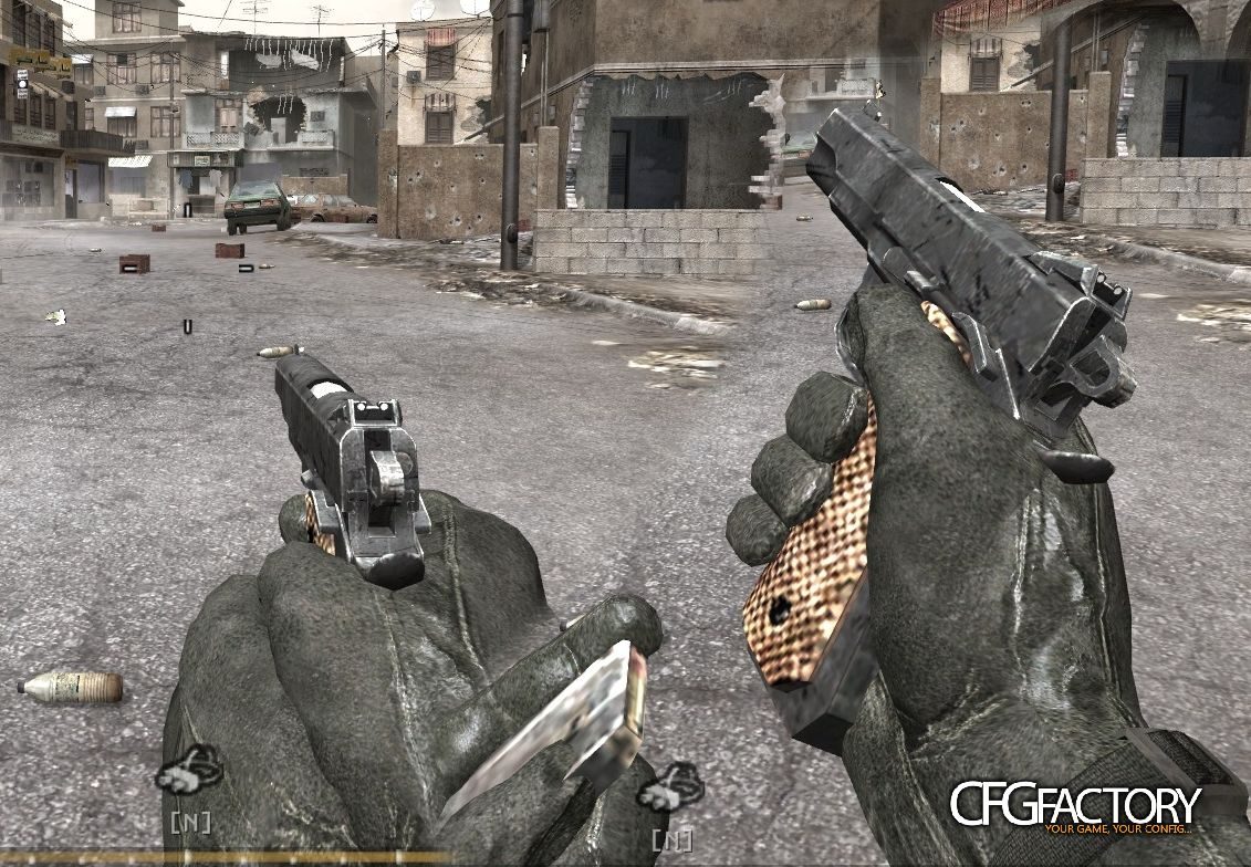Pistols: MW2 Icons + Upgraded Skins download - CFGFactory