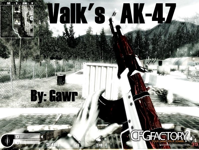 Valk's AK-47 download - CFGFactory