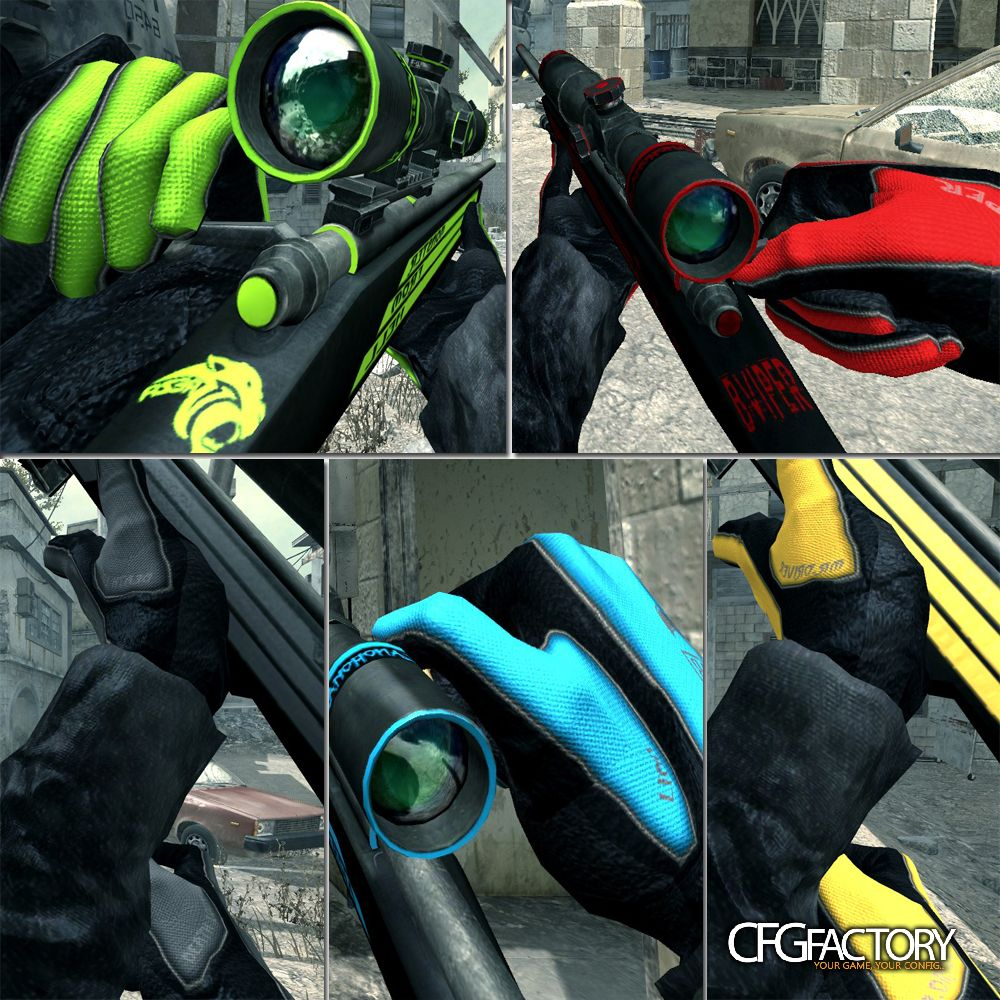 cod4, gloves, legendary monsters, n/a
