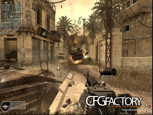 cod4, mods, fixed pezbot 011p for call of duty 4, pezbot team