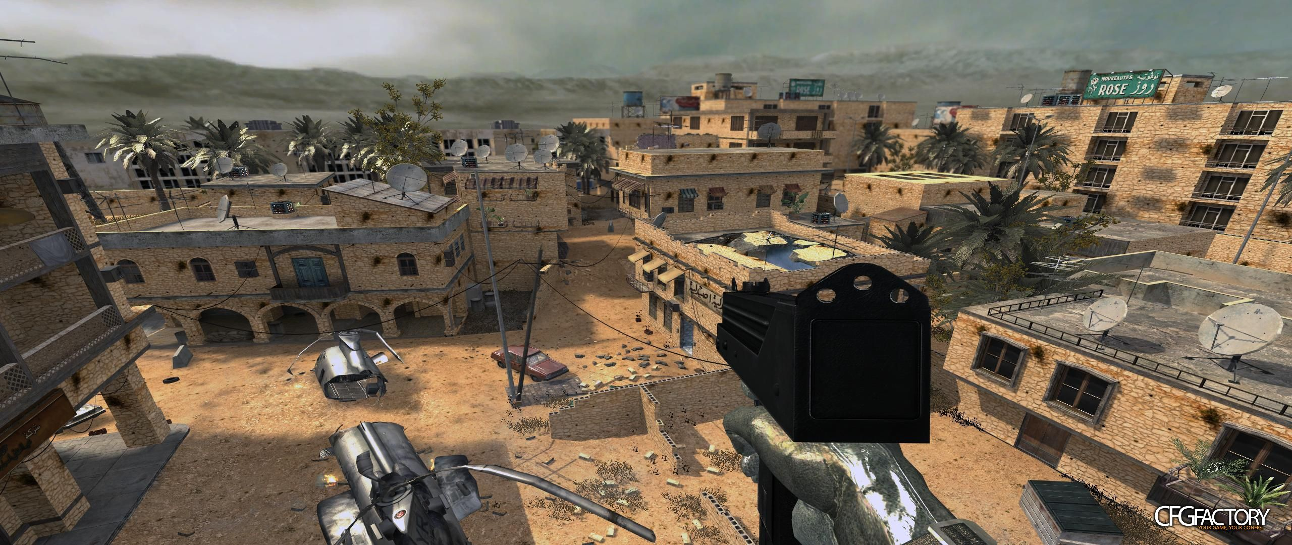 cod4, custom models, mac10, koene007