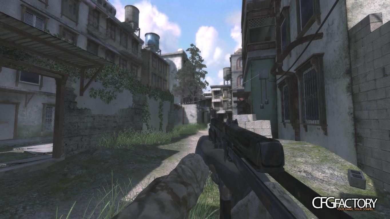 cod4, custom models, bo - pm63, tito