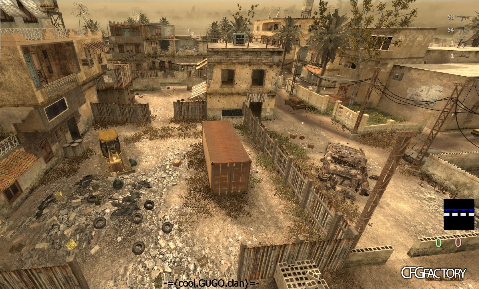 cod4, mods, promod ( 3xp & rs ) by |c.g.c|, 3xp & rs promod
