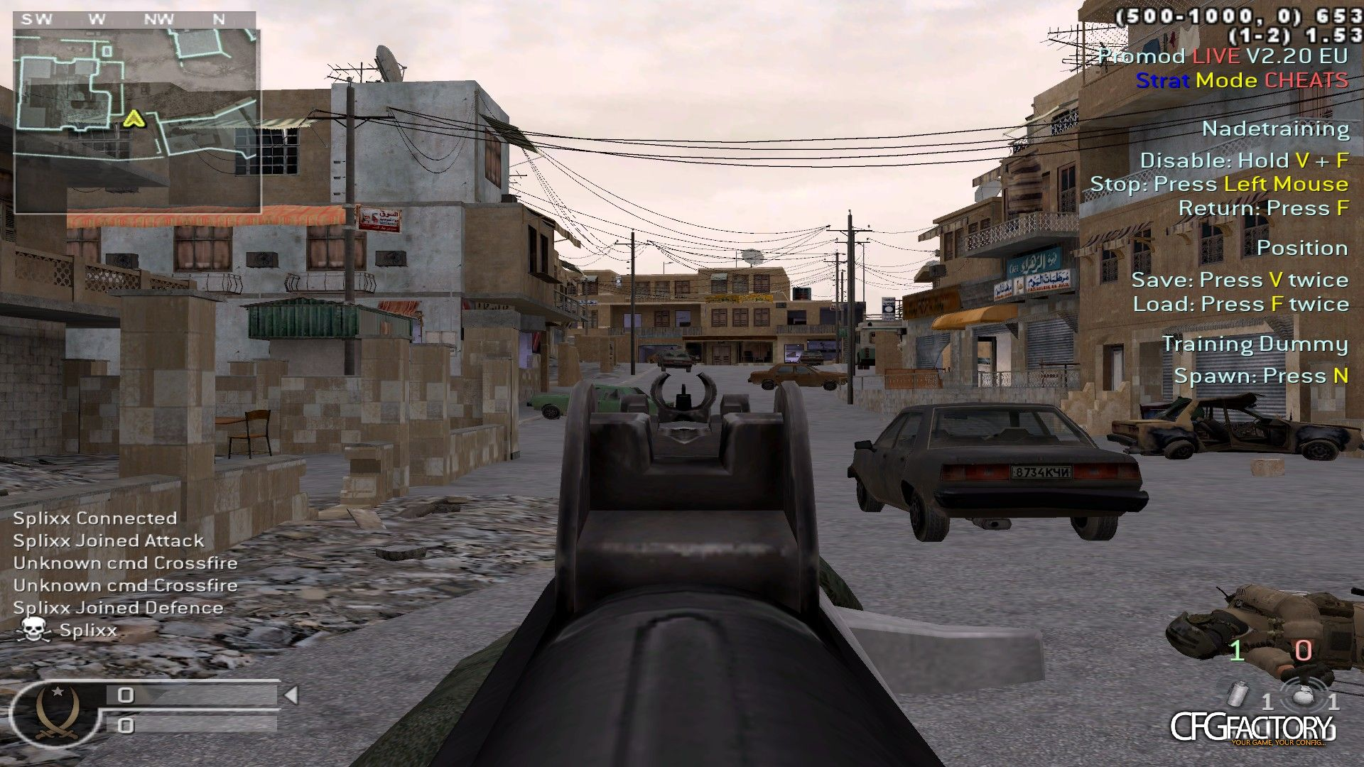 cod4, configs, splixx update v2.0 full fps , splixx