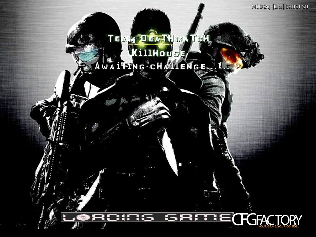 cod4, other / misc, loadbar for cod4, ghost