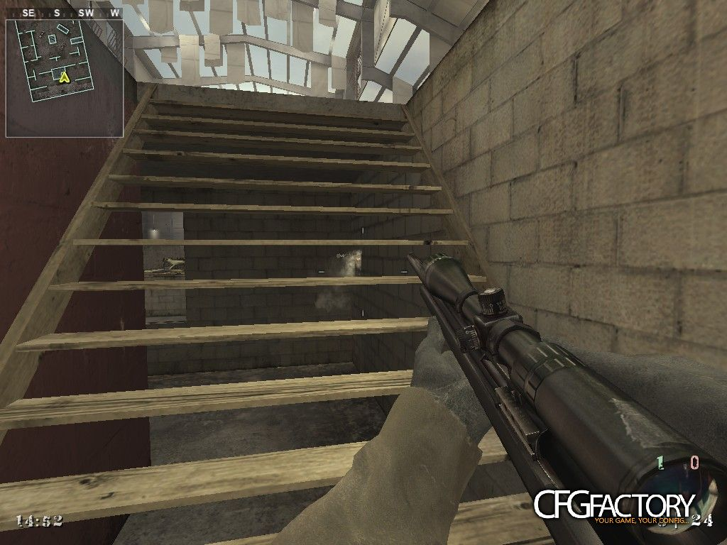 cod4, other / misc, fastfire snipers, ghost