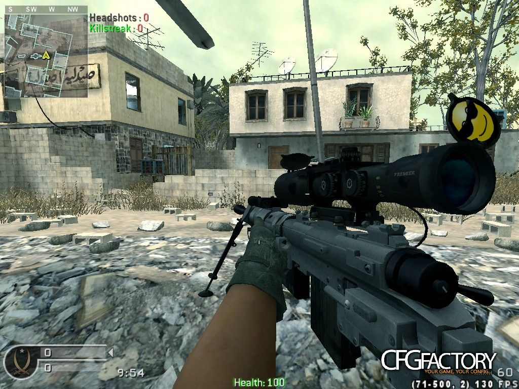 New Promod With 7 Custom Guns download - CFGFactory
