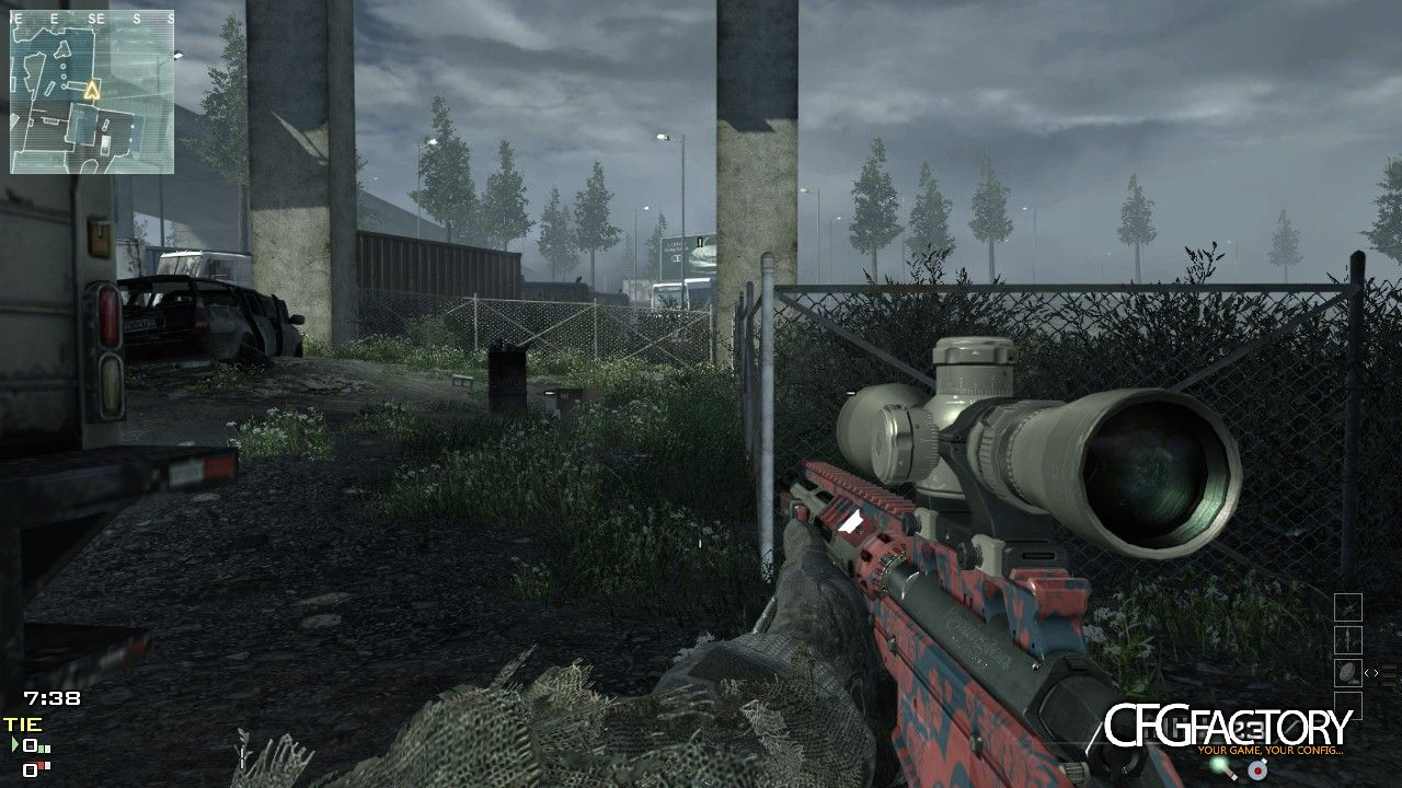 MW3 Elite Winter Camo + custom ones download - CFGFactory