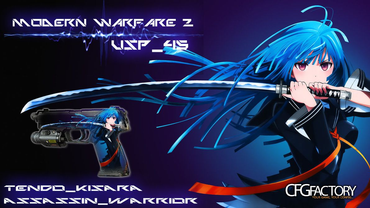 mw2, usp, tendo_kisara assassin_warrior, fanboy_deker