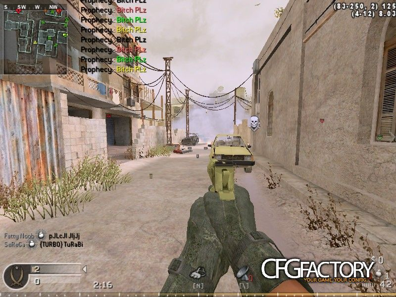 cod4, scripts, 4x messaging!, chronic/exe