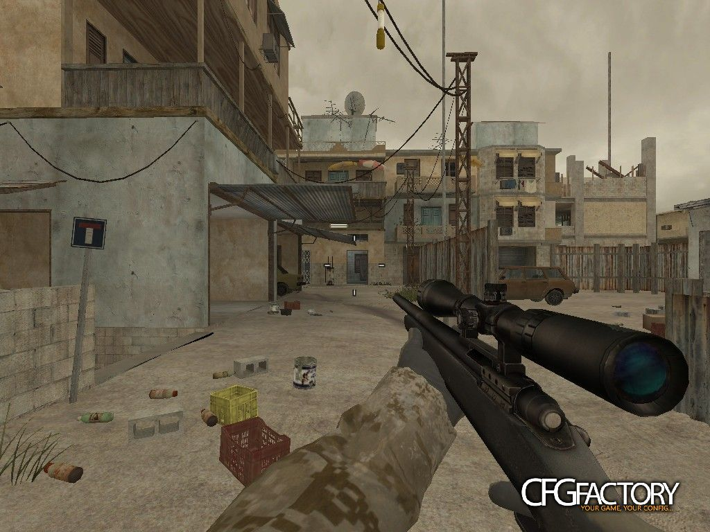 cod4, configs, youngd's cfg, youngd