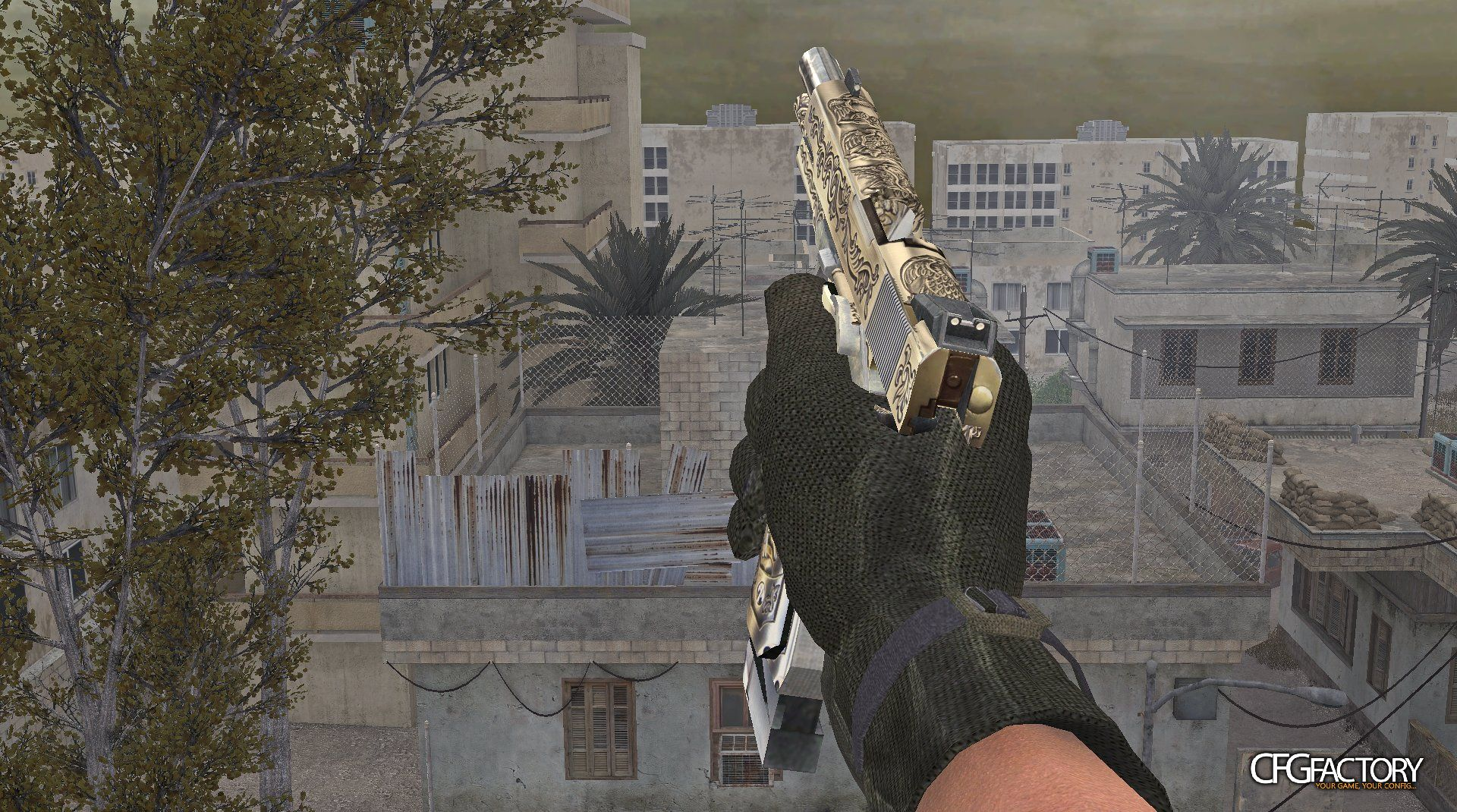 cod4, m1911, hd floral m1911 [not fixing/finishing], ryk / me