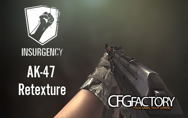Insurgency AK-47 download - CFGFactory