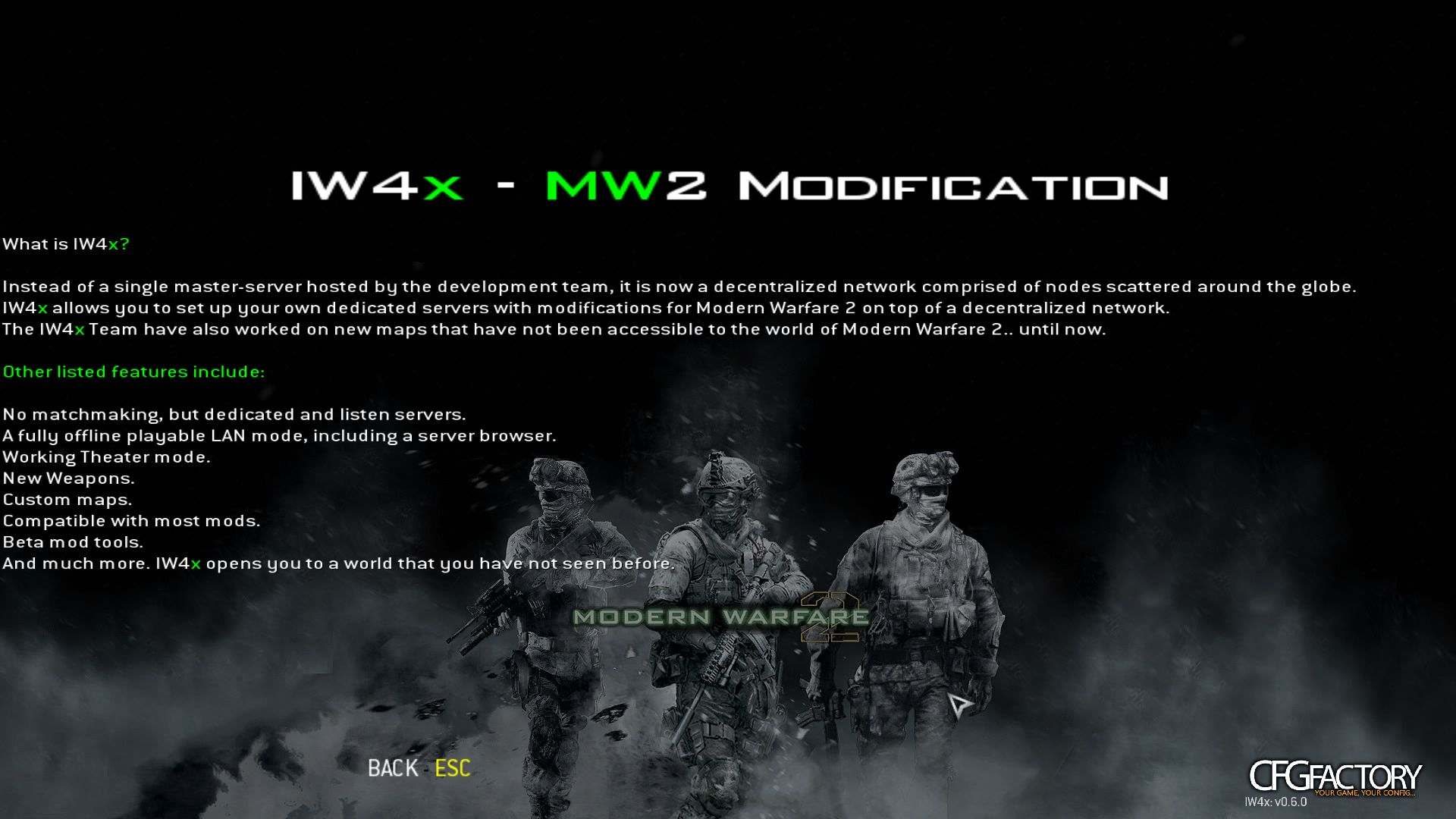 Iw4x Steam Mw2