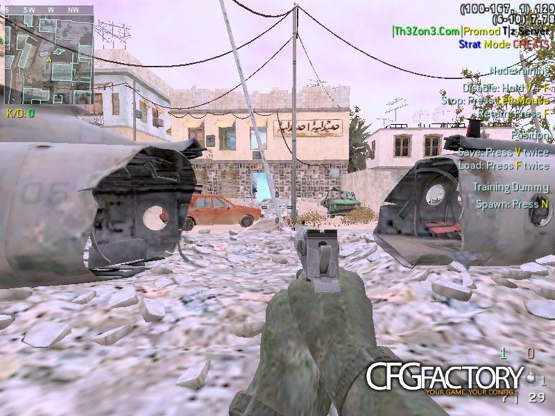 cod4, configs, major zabih cfg, major zabih