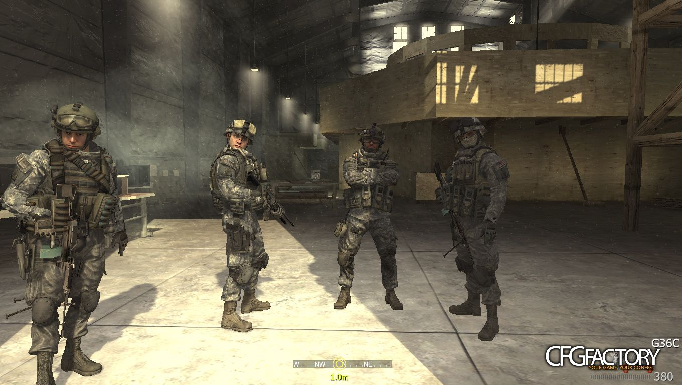 cod4, mods, operation eagle, red_spetsnaz