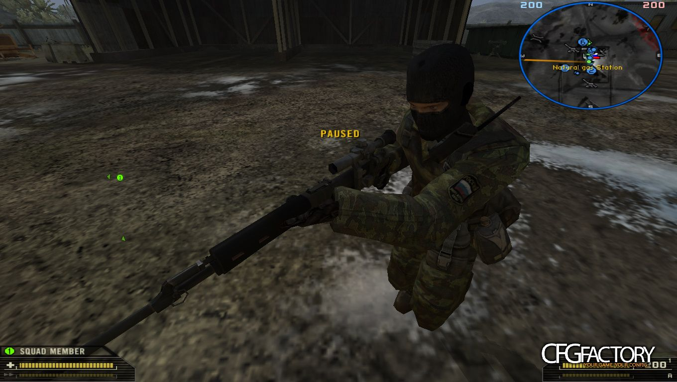 bf2, player, russian soldiers for zcf, red_spetsnaz