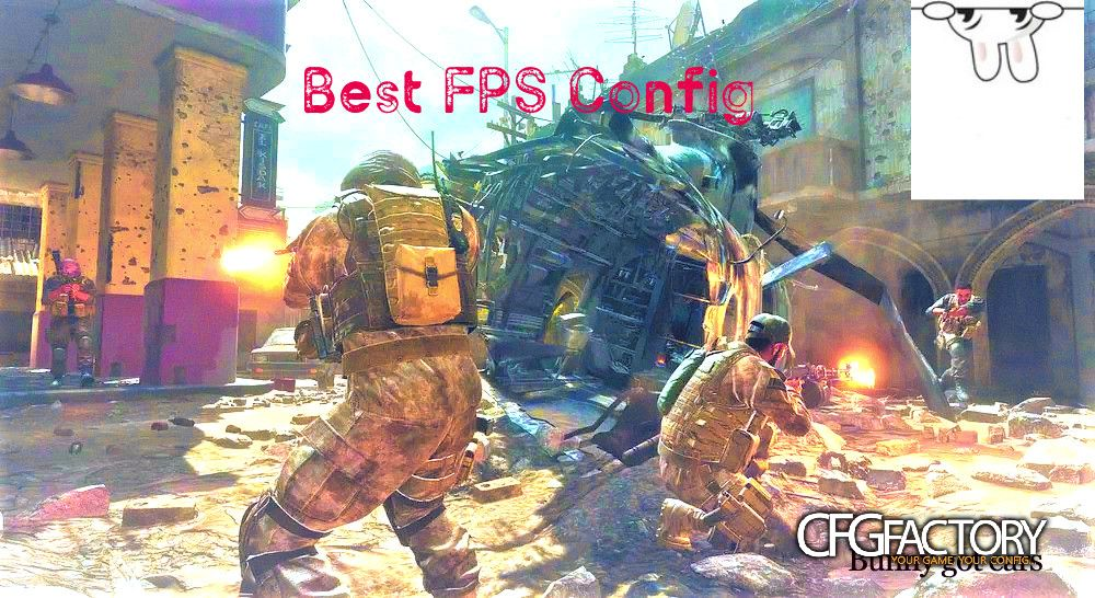 cod4, configs, fps boost cod4 config .cfg, bunny got ears