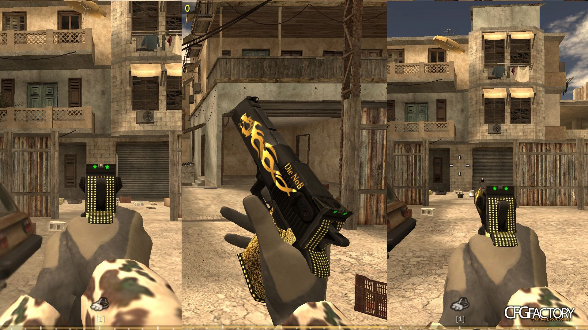"cod4, deagles, desert_eagle_silver ""gold and blac""k, 1-s marshall"