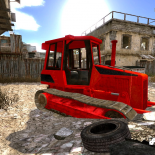 cod4, other / misc, red bulldozer, koene007
