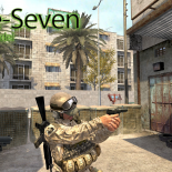 cod4, custom models, five-seven, koene007