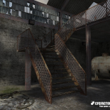 cod4, prefabs, abandoned factory, themookster