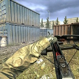 cod4, custom models, bo crossbow, sanya