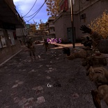 cod4, movie mods, moviemod: 2x 4 men knife, koene007