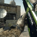mw3, l96a1, monster l96a1, noze