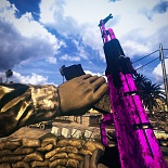cod4, ak-47, ak47 colors, gold