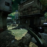 cod4, skies, green sky 'chromakeying', koene007