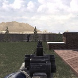 cod4, custom models, scar h, red beret