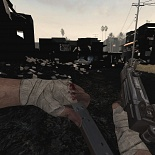 cod4, custom models, wounded hands, kalabokk