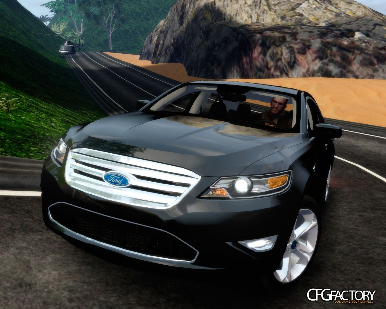 Ford Escape 2008 V4 >> Vehicles - Grand Theft Auto IV - Modification Center - CFGFactory