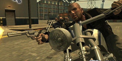Weapons - Grand Theft Auto IV - Modification Center - CFGFactory