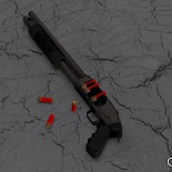 gta4, weapons, mossberg 500, blad3101