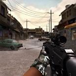 cod4, custom models, mw2 acr, darkraptor