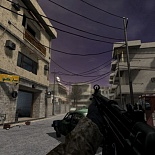 cod4, skies, purple sunset sky, n/a