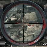 cod4, scope overlays, bloody scope, j007l