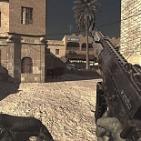 cod4, custom models, ghost ak-12, hoek