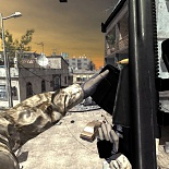 cod4, custom models, barrett m107, koene007