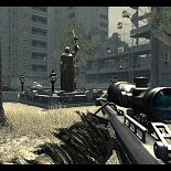 cod4, barrett.50, factory new barrett .50 cal, quaddamage