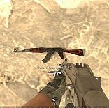 cod4, custom models, cs:go - ak-47, johndoe