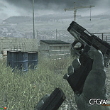 cod4, custom models, ghost mp443, kortun