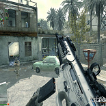cod4, custom models, ghost arx160 full, kortun