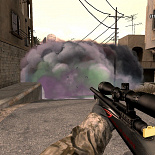 cod4, fx runners, domi party smoke, domi party smoke